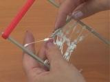 Мастер - класс по вязанию на вилке